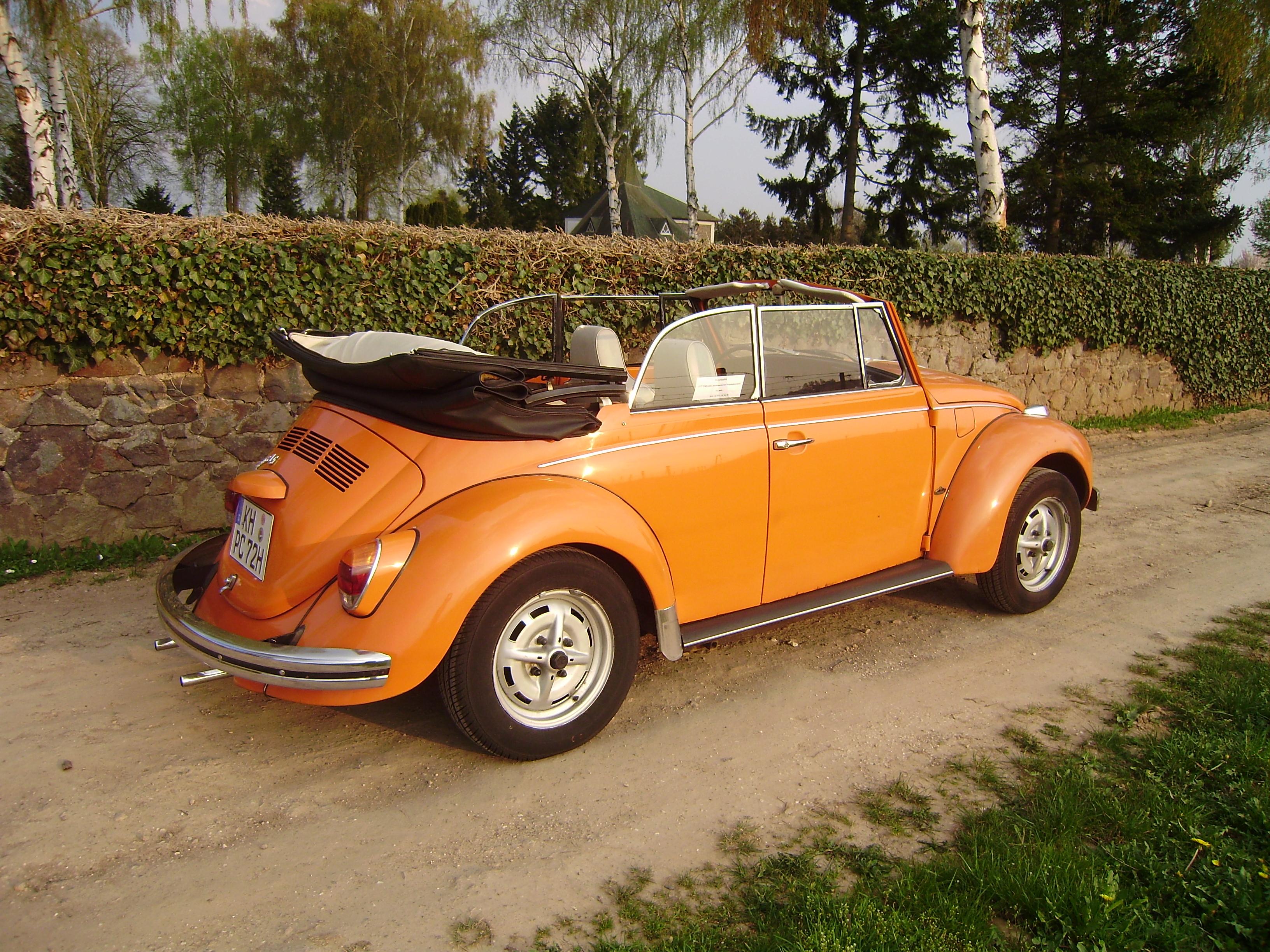 1972 VW 1302LS